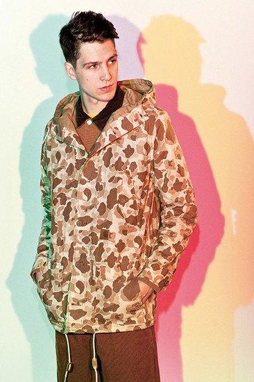 Марка Carhartt WIP выпустила лукбук весенней коллекции одежды. Изображение № 14.
