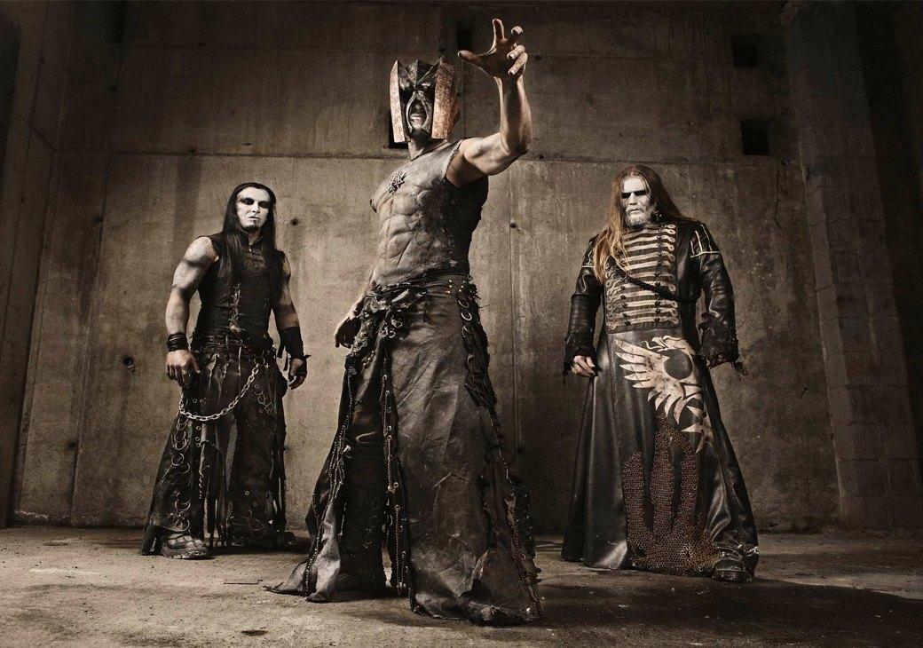 Как в России срывают концерты культовых металлистов Behemoth. Изображение № 4.