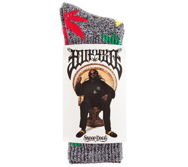 Снуп Догг и марка Huf представили совместную коллекцию одежды. Изображение № 24.