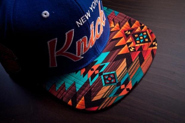 Genesis Project совместно с Pendleton выпустили коллекцию кепок с символикой команд НБА. Изображение № 7.