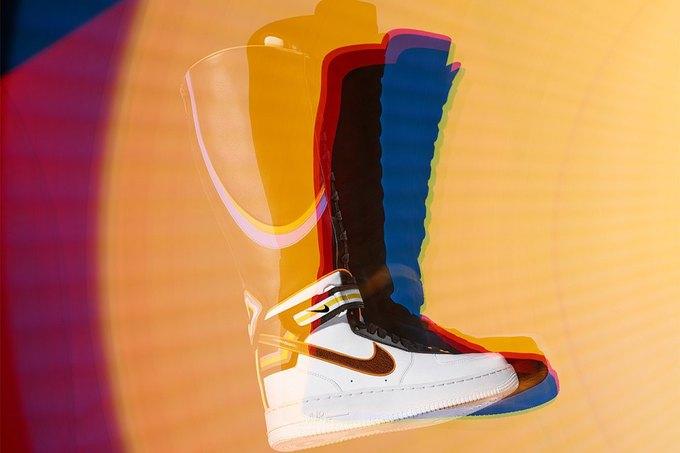 Марка Nike и Рикардо Тиши показали новую совместную коллекцию кроссовок. Изображение № 4.