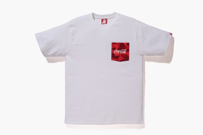 Марка Bape представила коллаборацию с Coca-Cola. Изображение № 14.