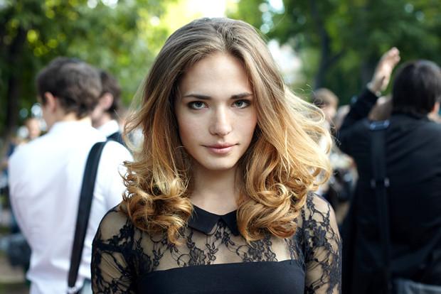 Красивые девушки на выступлении M.I.A.. Изображение № 4.
