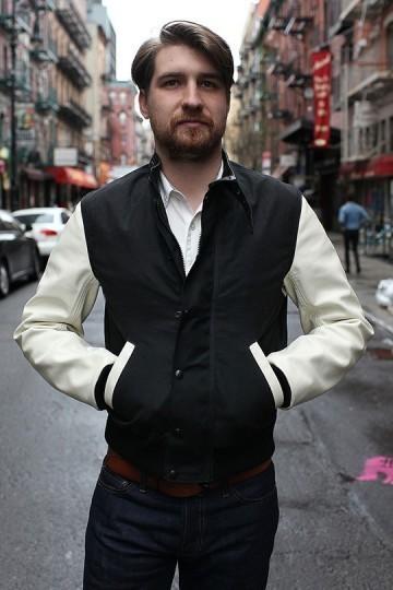 Изображение 3. Компания Vanson создала гибрид университетской и мотоциклетной курток.. Изображение № 3.