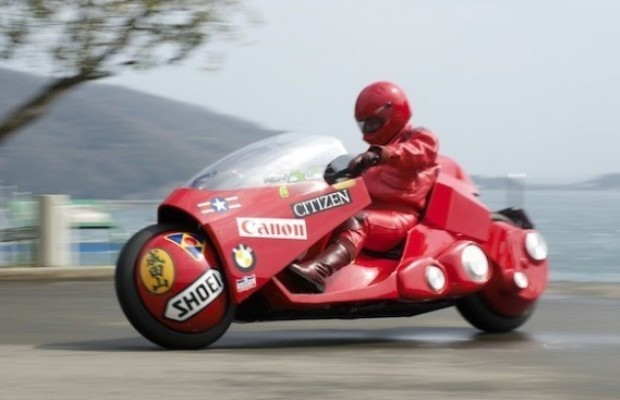 Японский инженер разработал точную копию мотоцикла из аниме «Акира». Изображение №3.
