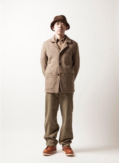 Японская марка Human Made опубликовала второй осенний лукбук. Изображение № 4.