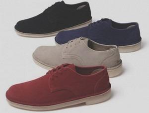 Марки Supreme и Clarks выпустили совместную модель ботинок Wallabee. Изображение № 8.