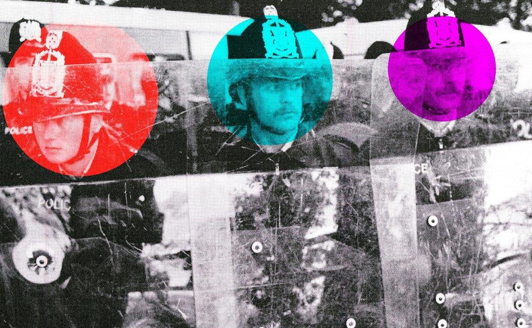 Ангарная революция: Фотоэссе об эпохе британских рейвов. Изображение № 5.
