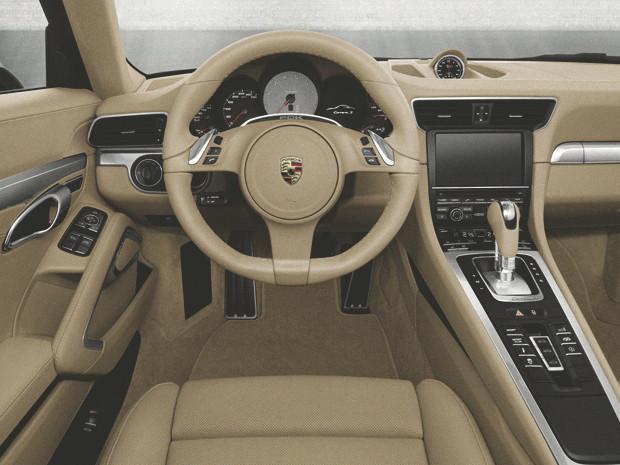 Новый Porsche 911 и эволюция его предшественников. Изображение № 7.