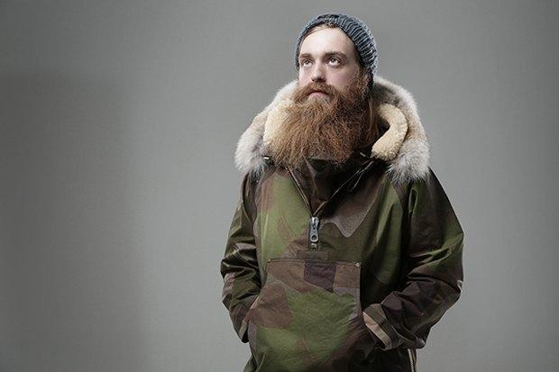 Марка Nigel Cabourn анонсировала новую осенне-зимнюю коллекцию одежды. Изображение № 2.