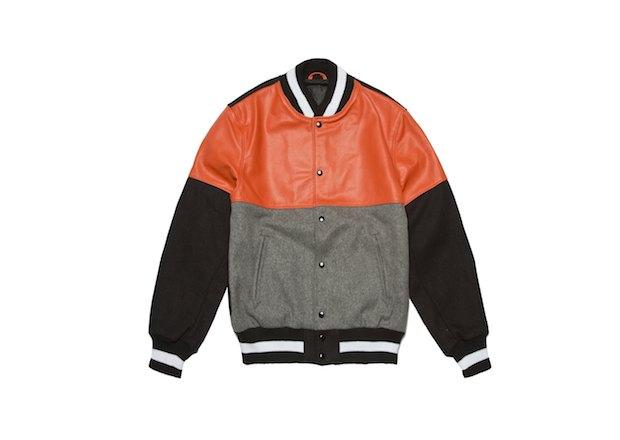 Марки Golden Bear и Black Scale представили совместную коллекцию университетских курток. Изображение № 3.