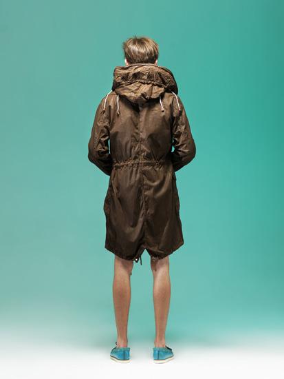 Марка Grunge John Orchestra. Explosion опубликовала лукбук новой коллекции одежды . Изображение № 8.