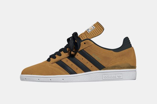 Марка Adidas Skateboarding выпустила весеннюю коллекцию кроссовок Busenitz. Изображение № 4.