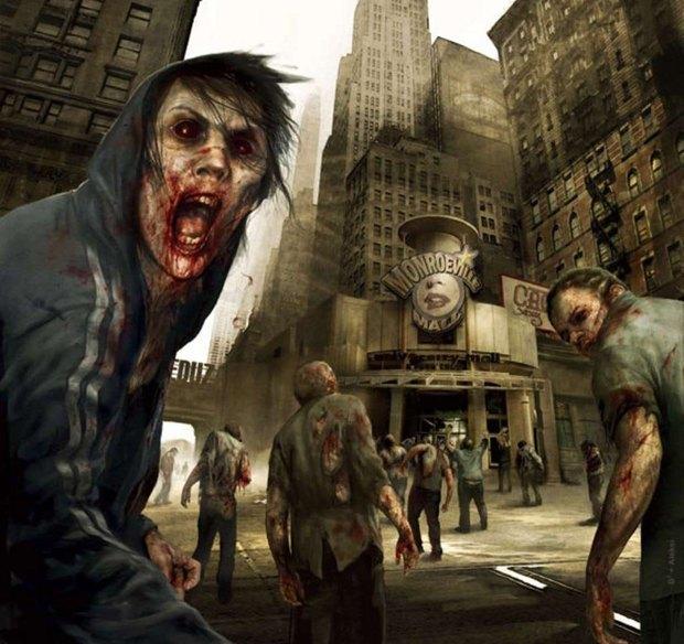 Сайт телеканала Fox News сообщил о нашествии зомби. Изображение № 1.