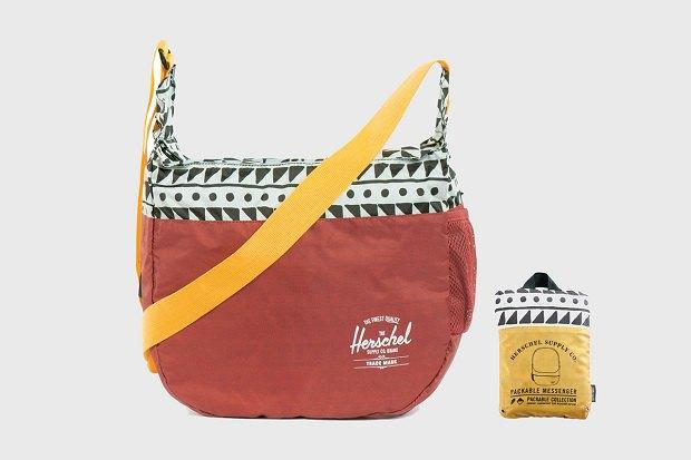 Марка Herschel опубликовала лукбук осенней коллекции рюкзаков. Изображение № 4.