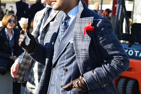 Итоги Pitti Uomo: 10 трендов будущей весны, репортажи и новые коллекции на выставке мужской одежды. Изображение № 143.