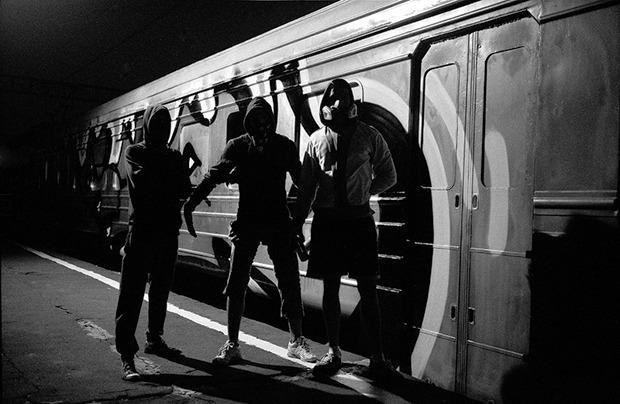 Интервью с Алексеем Партола, автором книги «Призраки» о российском граффити на поездах. Изображение №6.