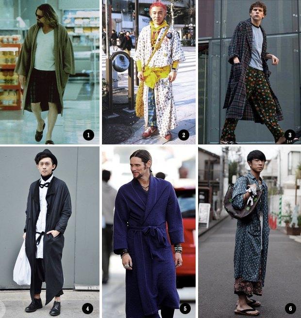 Изумительный плейбой: Как носить халат в публичном месте. Изображение № 3.