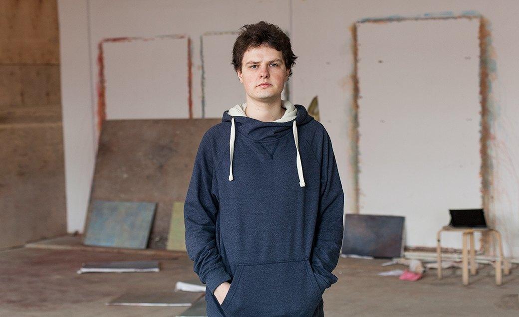 Дом культуры: Молодые московские художники и их мастерские. Изображение № 16.