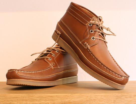 Изображение 6. Oliver Spencer запустили вторую линию обуви.. Изображение № 6.