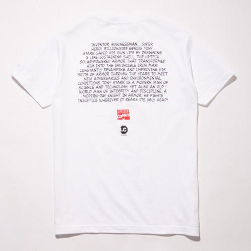 Новая коллекция футболок с персонажами Marvel Comics. Изображение № 6.