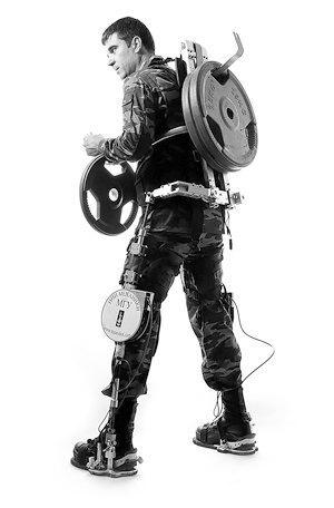 Что собой представляет экзоскелет — костюм «железного человека» будущего. Изображение № 16.