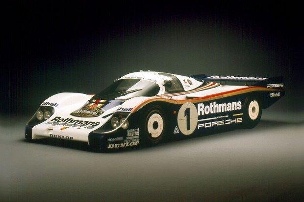 Porsche 956. Изображение № 20.