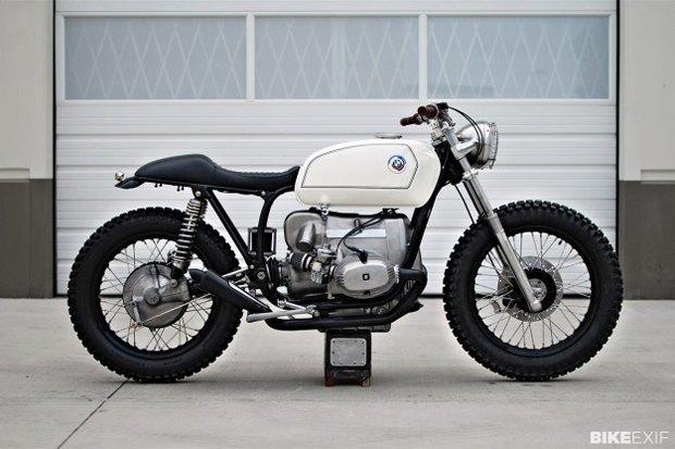 Мастерская Boyle Custom Moto представила новый каферейсер на базе BMW R100/7. Изображение № 1.