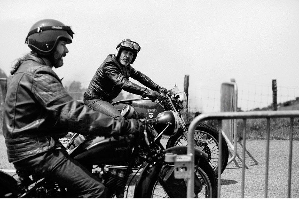 Фоторепортаж с мотоциклетного фестиваля Wheels & Waves. Изображение № 14.