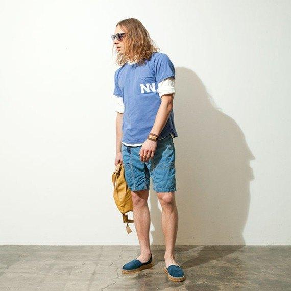Марка Nonnative опубликовала лукбук летней коллекции одежды. Изображение № 13.