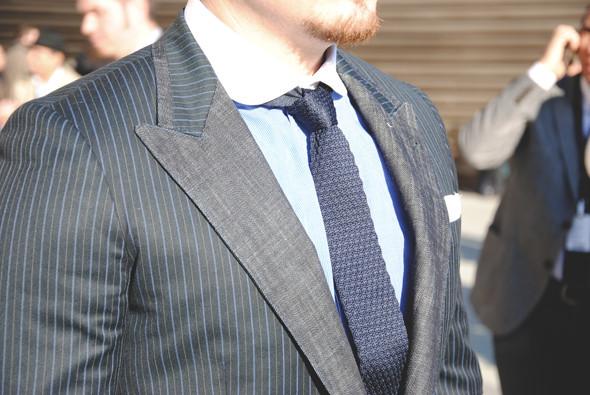 Детали: Репортаж с выставки мужской одежды Pitti Uomo. День второй. Изображение № 25.