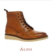 Хайкеры, высокие броги и другие зимние ботинки в интернет-магазинах. Изображение № 23.