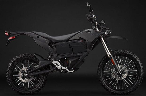 Компания Zero Motorcycles анонсировала новый электромотоцикл. Изображение № 3.