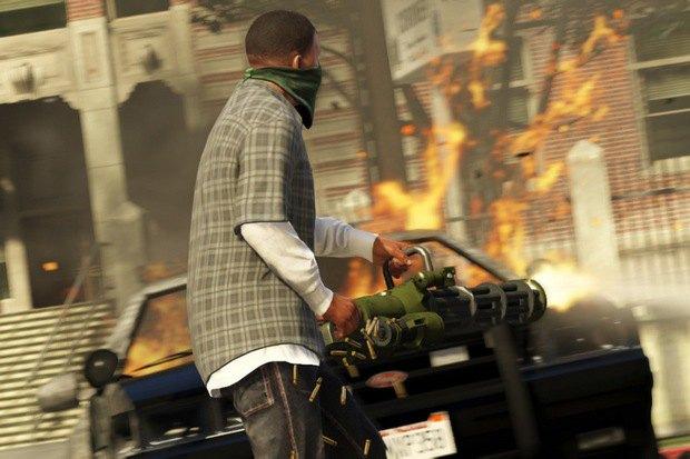 Опубликованы новые скриншоты из игры Grand Theft Auto V . Изображение № 1.