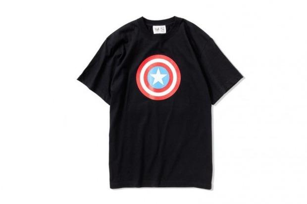 Одежды с marvel comics изображение №7