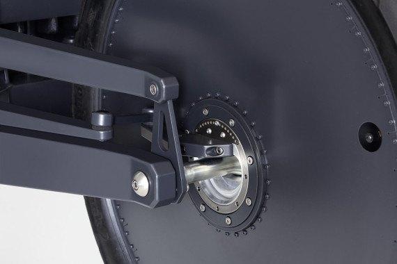 Компания Johammer представила электробайк. Изображение № 6.