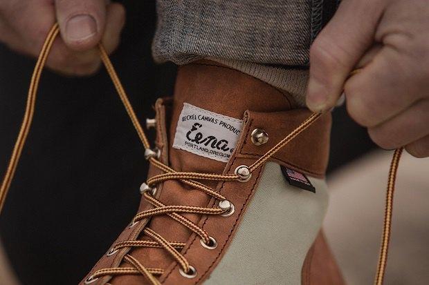Марки Danner и Beckel представили новую совместную модель обуви. Изображение № 5.