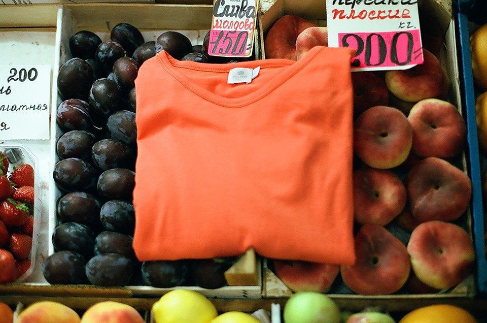 Самый сок: Ревизия цветных футболок. Изображение № 5.