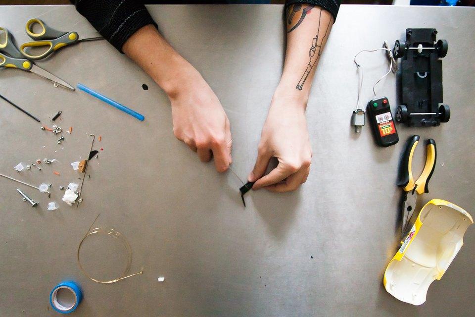 Как сделать тату-машинку своими руками. Изображение № 3.