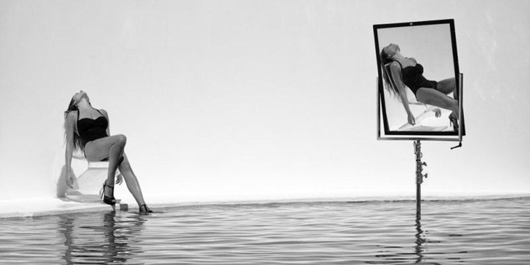 Майкл Пламридж сфотографировал Лорен Гаррисон для нового номера журнала Wolf Magazine. Изображение № 7.