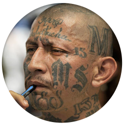 Гид по культуре американских тюремных тату. Изображение № 8.