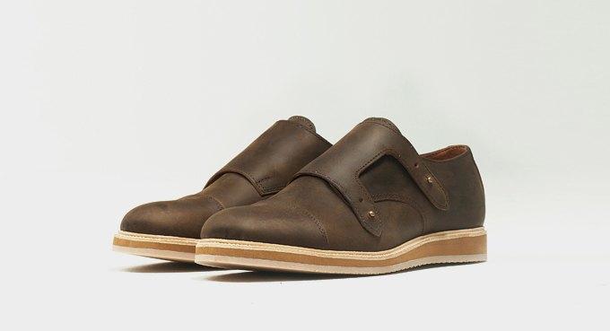 Новая марка: Мужские кожаные ботинки «Циркуль». Изображение № 10.