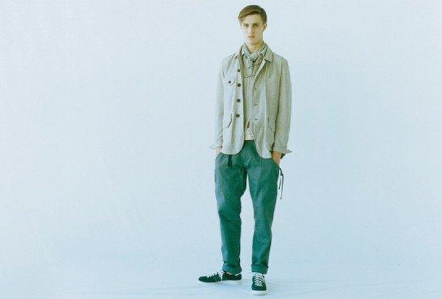 Марка Cash Ca опубликовала лукбук весенней коллекции одежды. Изображение № 7.