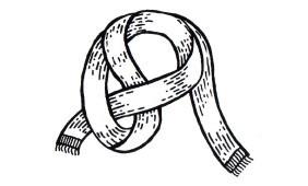 How to: Как завязать шарф. Изображение №25.
