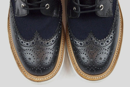 Коллекция обуви Марка МакНейри и магазина Standard. Изображение № 6.