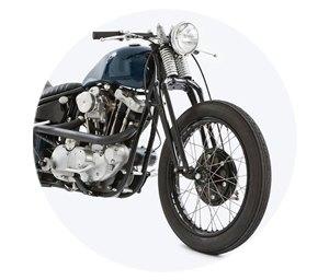 Все, что нужно знать о чопперах — мотоциклах с американским духом свободы. Изображение №8.