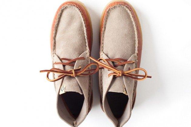 Марка Visvim представила вторую часть осенней коллекции обуви. Изображение № 5.