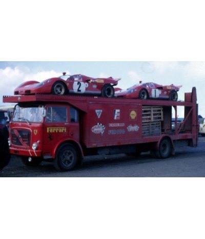 Трейлер для перевозки болидов «Формулы-1» выставлен на продажу. Изображение № 8.