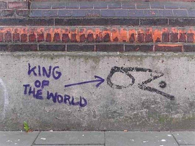 Каким мы запомним немецкого уличного художника Оза. Изображение № 3.