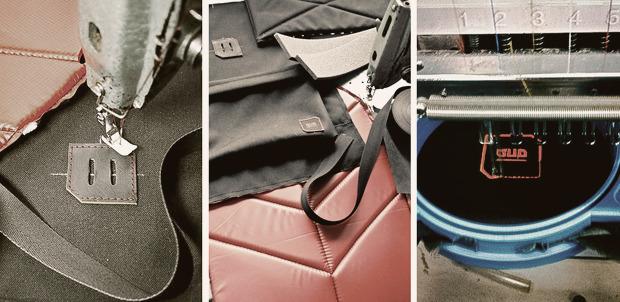 Новая марка: Рюкзаки, сумки и аксессуары GUD. Изображение № 9.